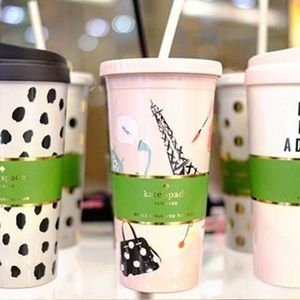 ONLY 2 LEFT!! Kate Spade♠️20 oz Insulated Tumbler